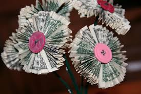 money bouquet scrappin with tammy more birthday wishes a money bouquet and a