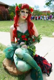 Poison Ivy Halloween Costume Diy Poison Ivy Costumes