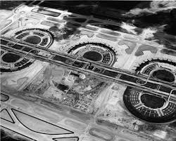 Dallas Fort Worth Airport Terminal Map by Dfw Airport Under Construction U2014 1973 Flashback Dallas