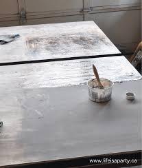 how to refinish veneer table to refinish a dark wood veneer dining room table