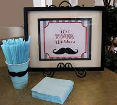 mustache baby shower decorations mustache baby shower theme baby shower ideas