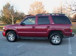 2004 chevrolet tahoe information and photos zombiedrive