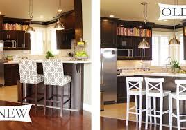 bar home decor interior kitchen creative wood breakfast bar and