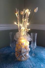 Starfish Wedding Centerpieces by The 25 Best Seashell Centerpieces Ideas On Pinterest Beach