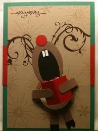 singing reindeer christmas card christmas lights decoration