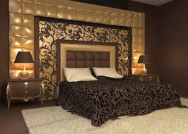Stunning Bedroom Wall Panels Contemporary House Design Interior - Decorative wall panels design