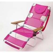 Pink Chaise Lounge Ostrich Chair Folding Chaise Lounge Pink Face Down Pictures 46