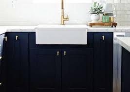 navy blue kitchen cabinets diy kitchen cabinets simple ways to reinvent the kitchen