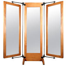 mirror room divider 1930 tailors triple dressing mirror at 1stdibs