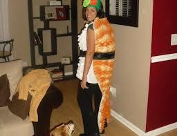 Halloween Sushi Costume Diy Delightful Shrimp Nigiri Sushi Roll Halloween