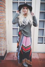hippie headbands a hippie fashion trend free people bohemian chic perfection prints winter trends