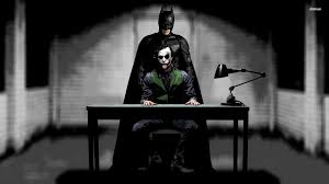 batman joker wallpaper photos batman interrogates the joker wallpapers and images wallpapers