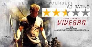 vivegam movie review azeemjaffer u0027s cinetimes blog