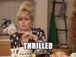 Ab Fab Meme - 143 best reply pics abfab images on pinterest absolutely