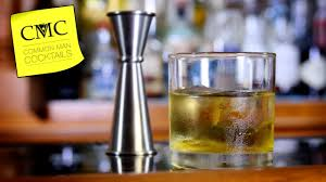 how to make the rusty nail cocktail bartending 101 youtube