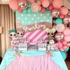 birthday supplies lol doll party supplies lifes celebration