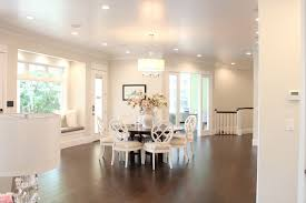 dining room paint color home tour from utah valley parade of homes paint color sources