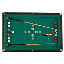 slate bumper pool table renegade 54 in slate bumper pool table target