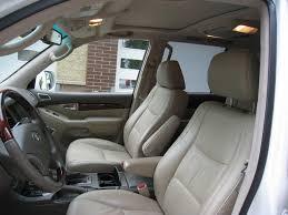 lexus gx470 interior 2009 lexus gx470 autoporter leasing services inc