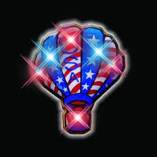 Blinky Lights 4th Of July Lite Bright Raves Rave Gloves Led Gear Led