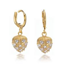 gold earrings design 15 gold earrings designs mostbeautifulthings
