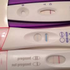 home pregnancy test one line dark other light faint lines on different tests test sensitivity july 2014 babies