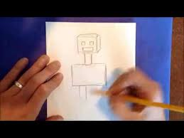 4th grade character sketch youtube