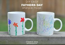 fathers day mug tutorial s day gift idea sharpie mugs creative juice