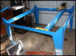 used plasma cutting table plasmacam cnc plasma cutting table in 4x4 shop 4x4 blog