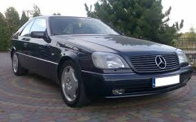 1993 Mercedes Coupe Mercedes Benz C 140 Wikiwand