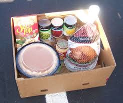 thanksgiving day baskets
