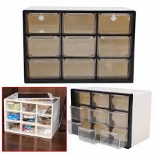 plastic storage cabinets with drawers 9 grid transparent plastic storage cabinet multi layer drawer box