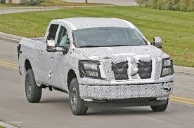 nissan titan cummins 2015 video 2016 nissan titan cummins diesel spied testing indiana