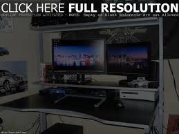 Best Desk For Gaming by Computer Desks For Gaming At Home Best Home Furniture Decoration