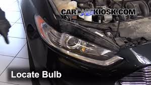 ford fusion hazard lights front turn signal change ford fusion 2013 2018 2014 ford fusion