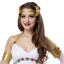 greek goddess halloween dress up role play costume