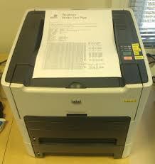 laser printer hp laserjet 1320 printing black boxes instead of