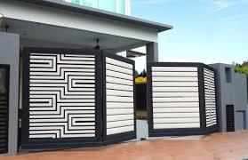 emejing contemporary gate designs for homes ideas interior