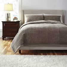 Grey Quilted Comforter 126 Best Bedding Images On Pinterest Bedding Bedroom Ideas And