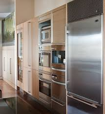 how to install a wall oven in a base cabinet why you should flush mount a wall oven reviews how tos