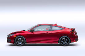 modified cars ideas honda civic 2016 honda civic coupe gets tuned with cgi mods