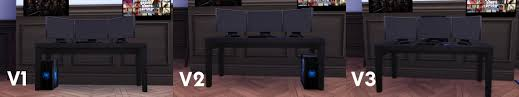 mod the sims spiderweb gaming set added more swatches