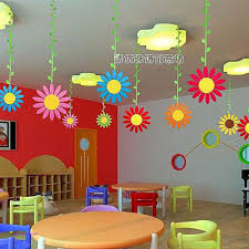How To Decorate Nursery Classroom Wall Decor Attractive Wall Decoration For Preschool Classroom