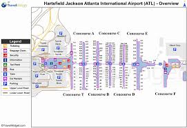Map Of Atlanta 50 New Collection Of Atlanta Airport Floor Plan Floor And House