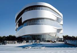 mercedes headquarters raico therm s i mercedes benz museum stuttgart by raico stylepark