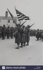 soldiers in marching formation during session