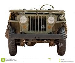 military jeep old car military jeep from 1966 isolated on white royalty free