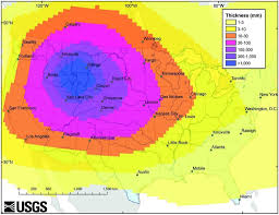 Map Of Yellowstone National Park Yellowstone Volcano Supereruption Dangers Business Insider
