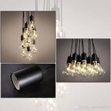 hanging light not hardwired hardwired vintage soft pendant light edison industrial chandelier