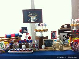 Boston Red Sox Home Decor by Cupcake Wishes U0026 Birthday Dreams Real Parties Yankees Red Sox